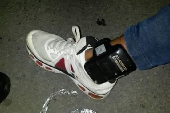 Homem pego com tornozeleira eletrônica falsa diz que 'atraia mulheres' - Tem Londrina